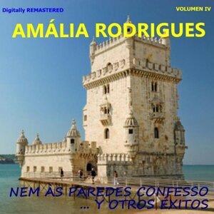 Amália Rodrigues, Vol. 4 - Nem às paredes confesso y otros éxitos - Remastered