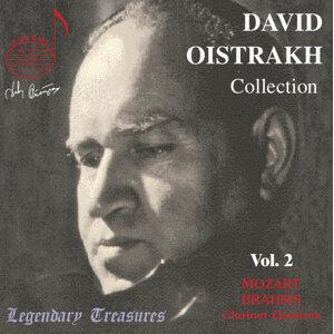 Oistrakh Collection, Vol. 2: Clarinet Quintets