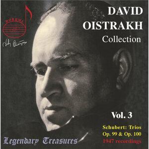 Oistrakh Collection, Vol. 3: Schubert Piano Trios Nos. 1 & 2