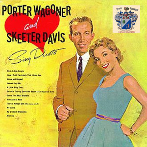 Porter Wagoner and Skeeter Davis Sing Duets