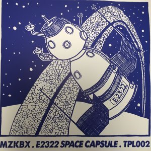 E2322 Space Capsule