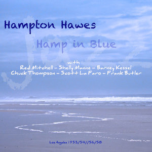 Hamp In Blue
