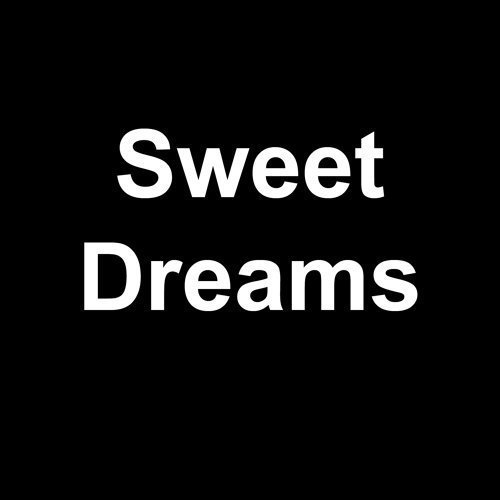 Sweet Dreams (Live)