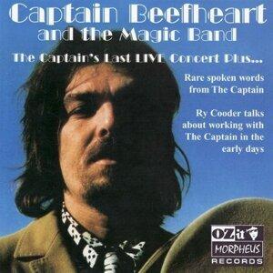 The Captain's Last Live Concert Plus... - Live