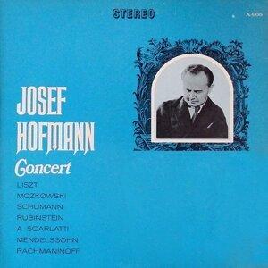 Josef Hofmann Concert