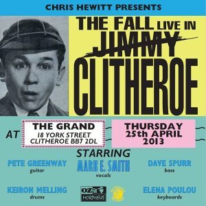 Live in Clitheroe - Live