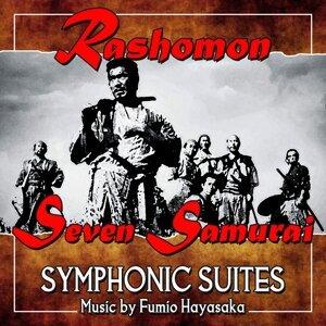 Seven Samurai / Rashomon Symphonic Suites