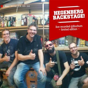 Hegenberg Backstage - Live aus dem Proberaum