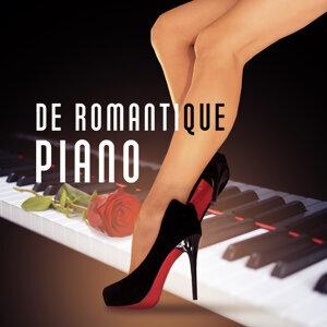De romantique piano - Jazz romantique, musique instrumentale,  jazz sensuel