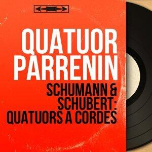 Schumann & Schubert: Quatuors à cordes - Mono Version