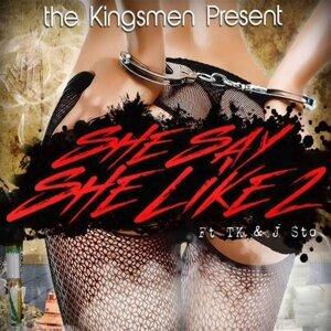 She Say She Like 2 (feat. J-Stovall)