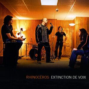 Extinction de voix