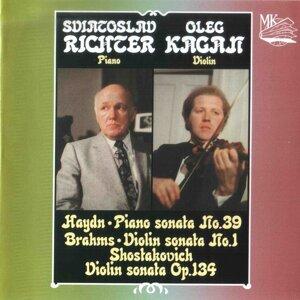 Haydn, Brahms, Shostakovich: Sonatas