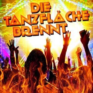 Die Tanzfläche brennt