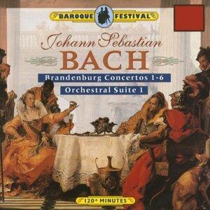 Bach: Brandenburg Concertos - Orchestral Suite No. 1