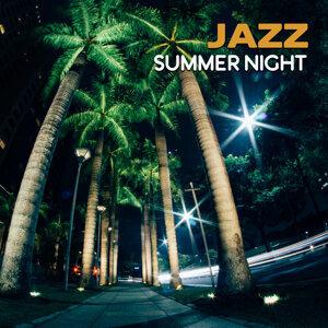 Jazz' Summer Night – Mellow Jazz, Pure Instrumental Music, Piano Bar, Saxophone Sounds