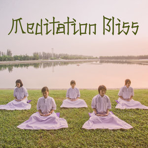 Meditation Bliss – Relaxing Music, Meditation Background Music, Helpful for Yoga Practice, Feel Zen Energy