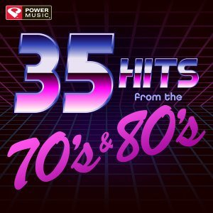 35 Hits from the 70's & 80's (Unmixed Workout Music Ideal for Gym, Jogging, Running, Cycling, Cardio and Fitness)