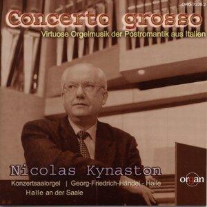 Concerto grosso: Virtuose Orgelmusik des Postromantik aus Italien - Konzertsaalorgel, Georg-Friedrich-Händel-Halle, Halle an der Saale