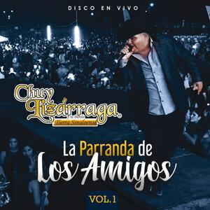 La Parranda De Los Amigos - Vol. 1 / En Vivo