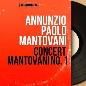 Concert Mantovani No. 1 - Mono Version