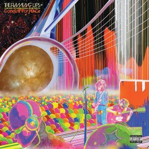 The Flaming Lips Onboard the International Space Station Concert for Peace - Live