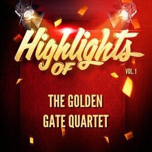 Highlights of The Golden Gate Quartet, Vol. 1