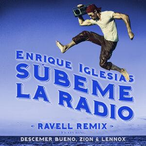 SUBEME LA RADIO - Ravell Remix