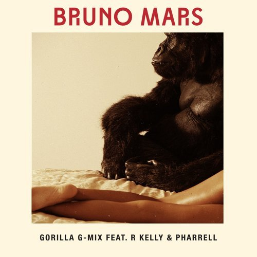 Gorilla (feat. R Kelly and Pharrell) - G-Mix