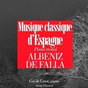 Albeniz, De Falla : Musique classique d'Espagne (Piano récital)