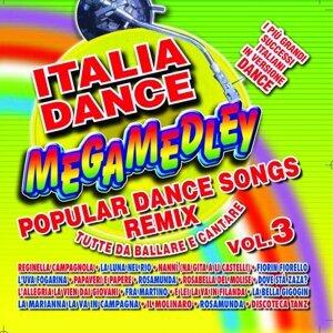 Italia Dance Megamedley, Vol. 3