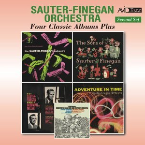 Four Classic Albums Plus (New Directions in Music / The Sons of Sauter Finegan / Adventures in Time / Memories of Goodman & Miller) [Remastered]