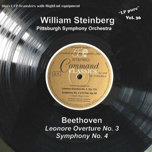 LP Pure, Vol. 36: Beethoven – Leonore Overture No. 3 & Symphony No. 4