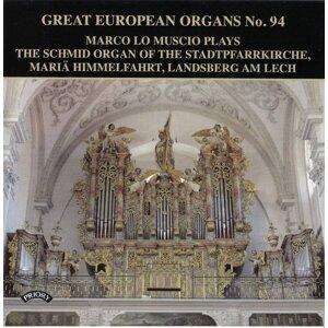 Great European Organs, Vol. 94