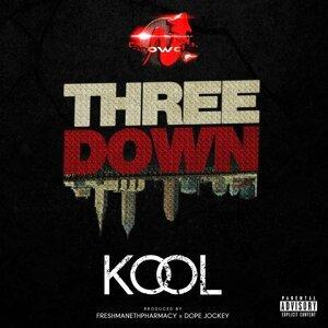 Three Down