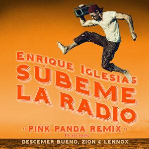 SUBEME LA RADIO - Pink Panda Remix