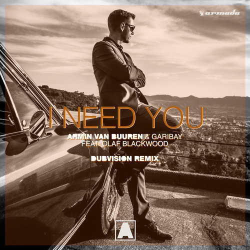 I Need You (feat. Olaf Blackwood) [DubVision Remix] - DubVision Remix