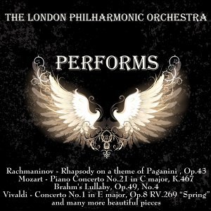 The London Philharmonic Orchestra Performs