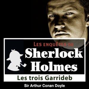 Sherlock Holmes : Les 3 Garrideb