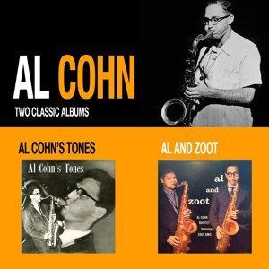 Al Cohn's Tones + Al and Zoot