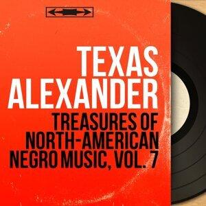 Treasures of North-American Negro Music, Vol. 7 - Mono Version