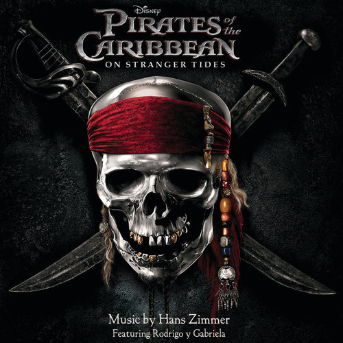 "Palm Tree Escape - From ""Pirates of the Caribbean: On Stranger Tides""/Score"