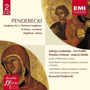 Penderecki : Symphony No.2/Te Deum/Magnificat etc