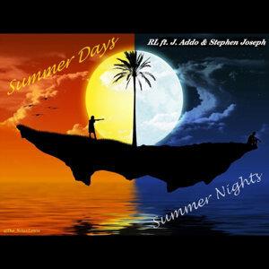 Summer Days Summer Nights (feat. J. Addo & Stephen Joseph)