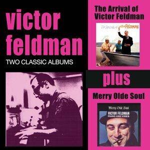 The Arrival of Victor Feldman + Merry Olde Soul