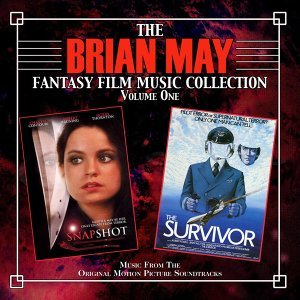 The Brian May Fantasy Film Music Collection - Vol. 1 (Original Motion Picture Soundtracks)