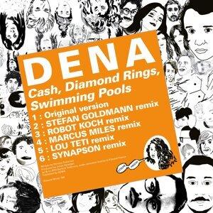 Kitsuné: Cash, Diamond Rings, Swimming Pools - EP