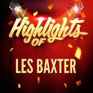 Highlights of Les Baxter