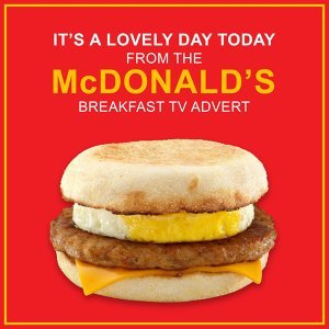 It's a Lovely Day Today (From the Mcdonalds Breakfast T.V. Advert - Full Version)