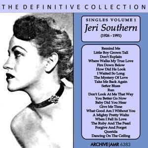 Jeri Southern Singles Volume 1